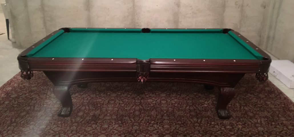 Game Tables Installations Services Milwaukee WI Precision Sports - Online pool table sales