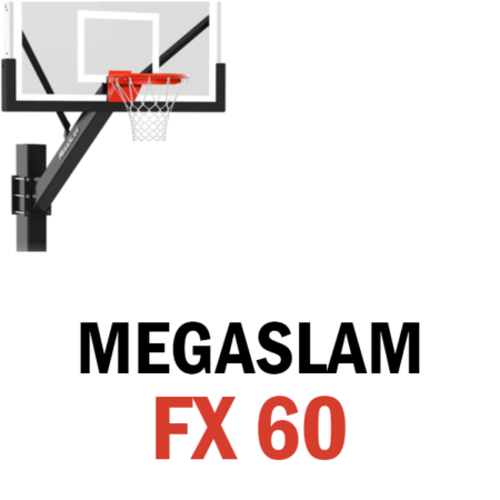 Megaslam Fx Basketball Hoops Precision Sports